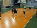 Uno straordinario 3 a 1 che porta la New Volley Lucera in cima alla classifica di serie C