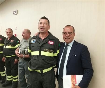 Terlizzi: Scontro treni, la Puglia ringrazia la Protezione Civile