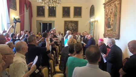 Monsignor Fanelli nuovo vescovo di Melfi