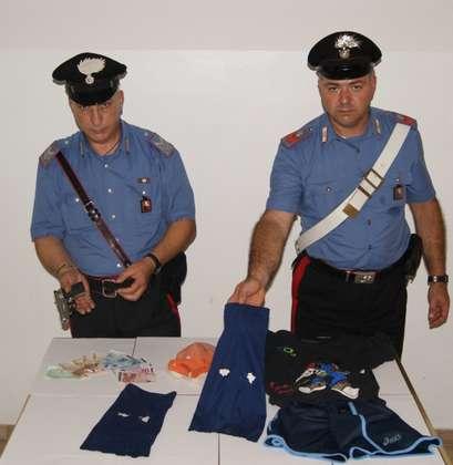 Droga e furti arresti da parte dei - Droga dei sali da bagno ...