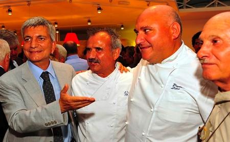 A eataly bari peppe zullo insegna i - Scuola di cucina a bari ...
