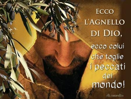 """Lucerabynight.it - Vangelo della Domenica: """"Ecco l'Agnello di Dio, colui  che toglie il peccato del  mondo!""""Giuseppe_Pitta_entra_in_Consiglio_Provinciale"""