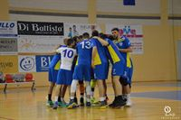 Diesse Group Volleyball Lucera: primo avversario play-off, Atletico Sammichele
