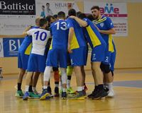 Diesse Group Volleyball Lucera: inizio in salita dei play-off