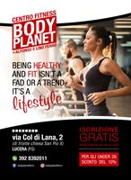 Ad Agosto, tutti in palestra con Body Planet