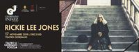 Giordano in jazz, Rickie Lee jones in concerto