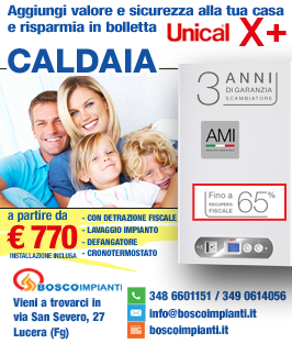 Caldaia unical