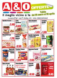 Offerte A&O e Meico Market Lucera